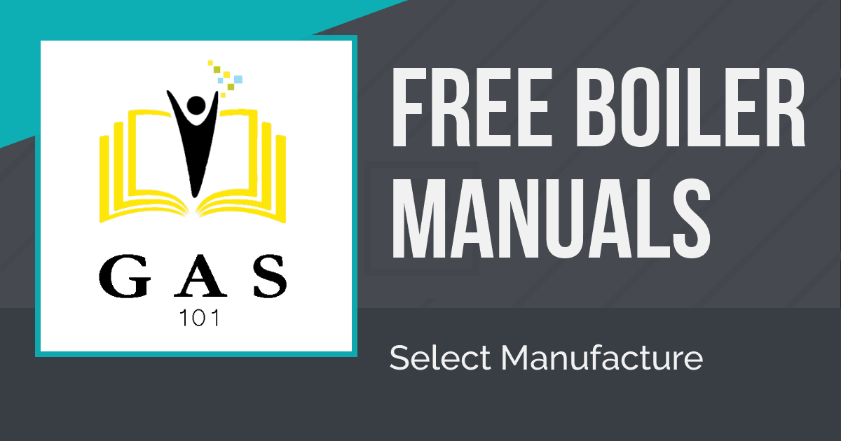 Gas Boiler Manuals - Gas101