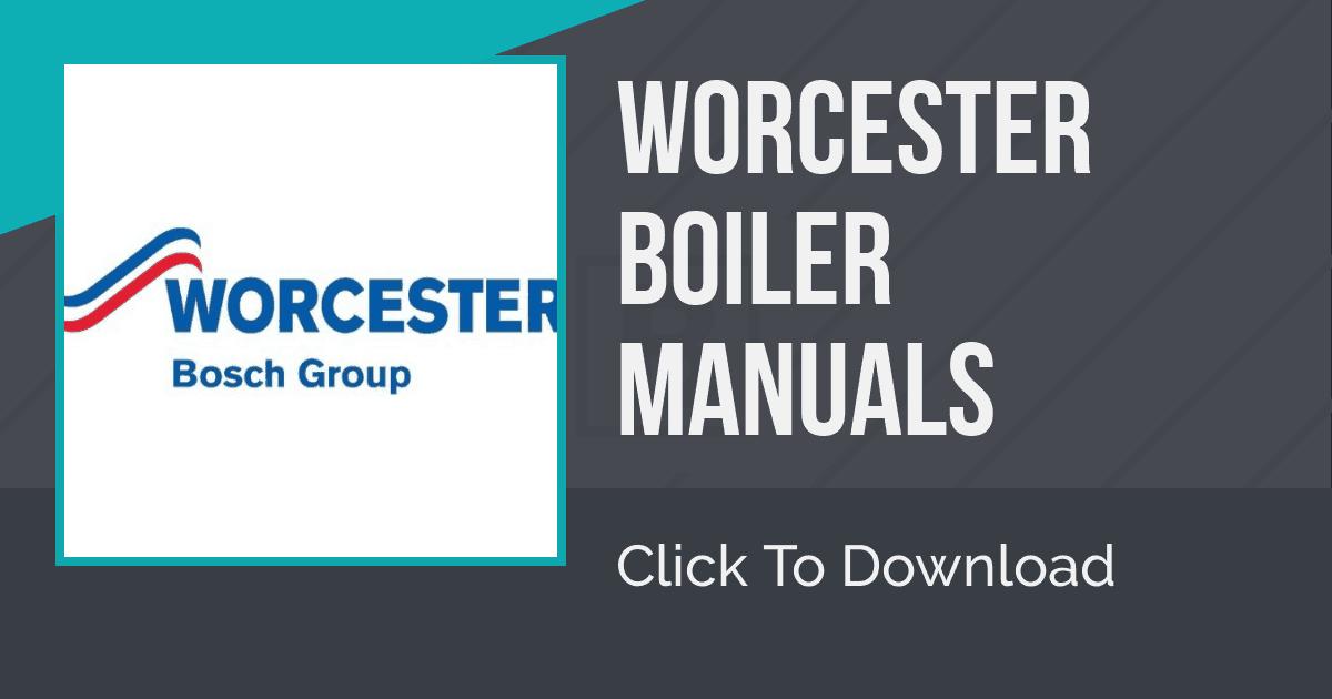 Worcester Boiler Manuals - Gas101